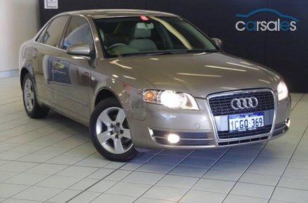2006 Audi A4 multitronic - $16990