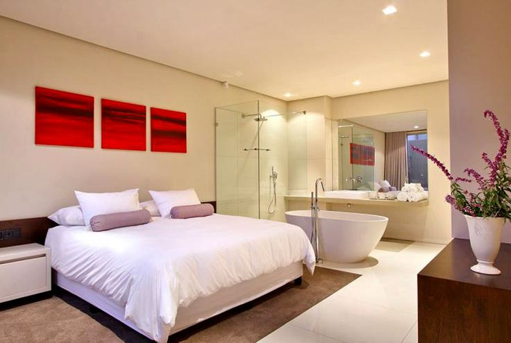 Blinkwater, Camps Bay, Cape Town - a peaceful home away from home... #SouthAfrica #Villa