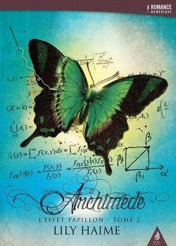 Couverture de L'Effet Papillon Tome 2 : Archimède