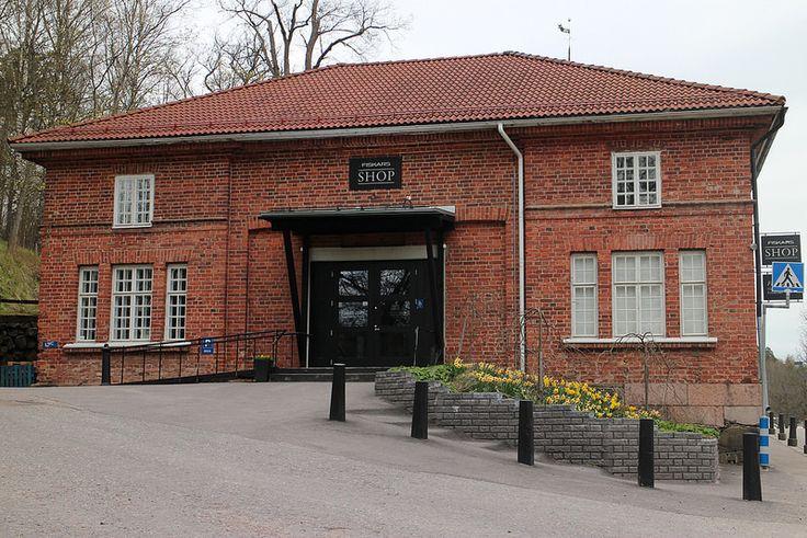 Fiskars shop   by visitsouthcoastfinland #visitsouthcoastfinland #Finland #Fiskars #shop #myymälä