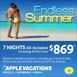 Apple Endless Summer Cabo Pinterest Air Fare Inclusive - All inclusive vacations with air
