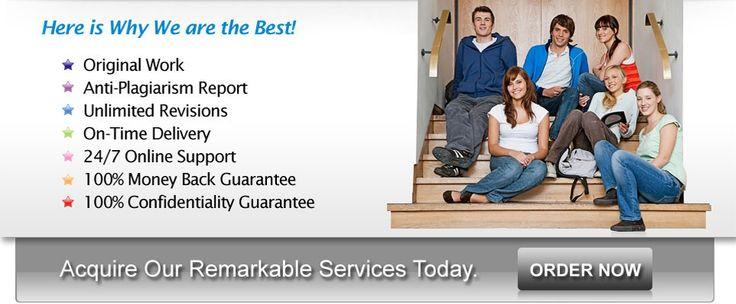 Custom report writing service