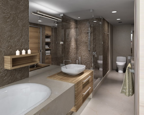 bathroom ideas contemporary bathroom vancouver vadim kadoshnikov - Bathroom Designs Contemporary