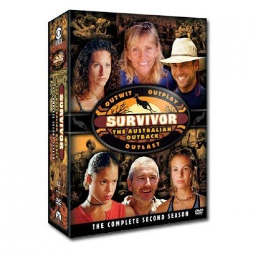 Survivor: Season 2 - The Australian Outback DVD
