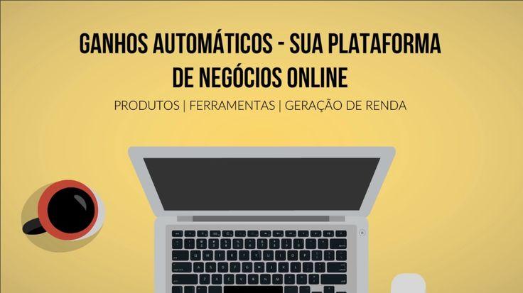 Loja Virtual GA de Afiliado Ativo para exposição e venda de Produtos e Serviços