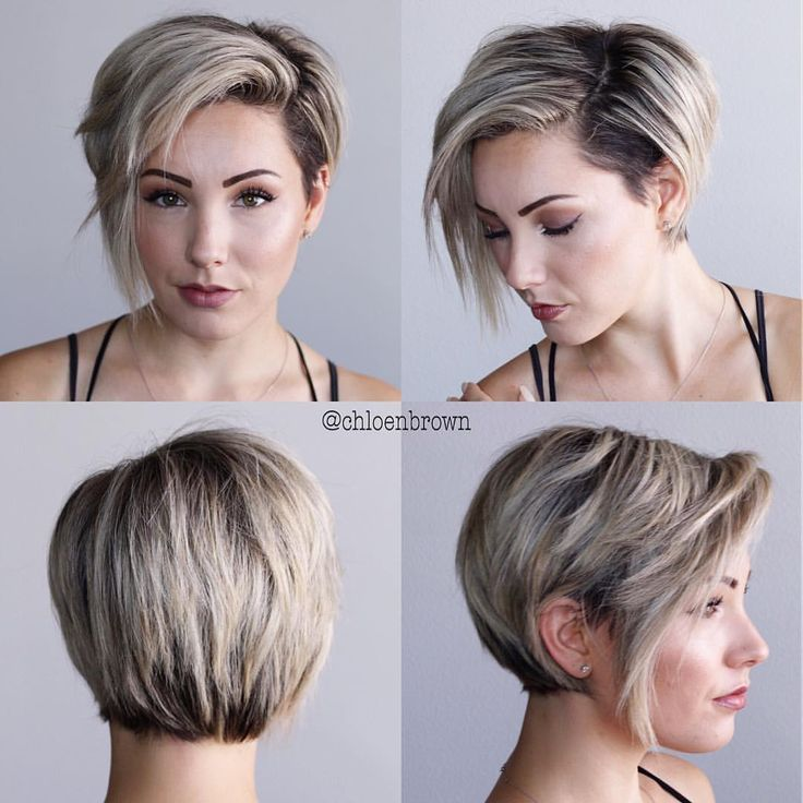 231 best Best Short Hairstyles for 2018 images on Pinterest