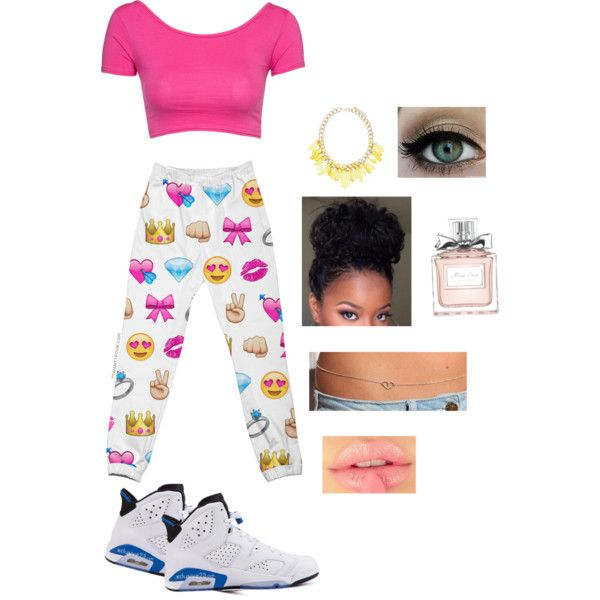 15 Best Emoji OUTFITS Yo Go To School In For Girls Images