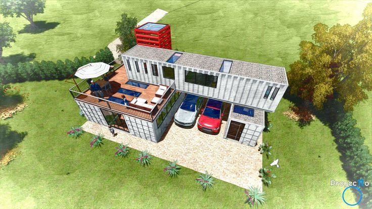 Casa Container - ProyecTTo
