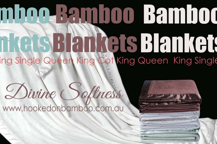 Unbelievably Soft Bamboo Blankets
