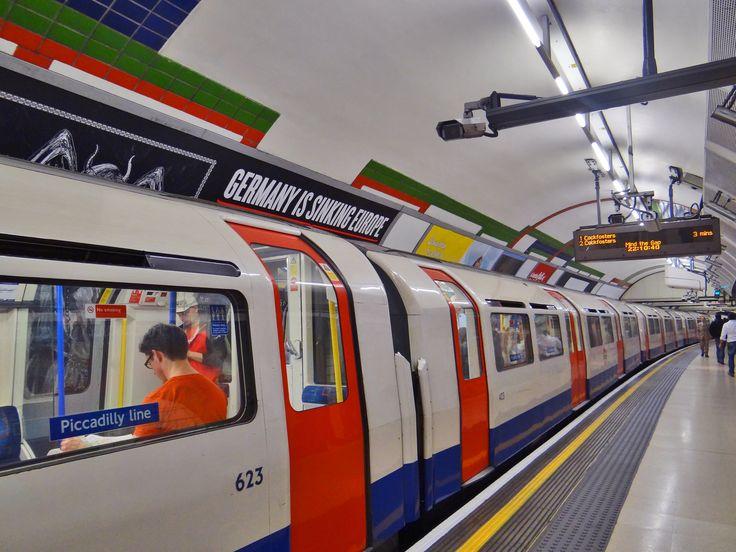 London Tube - England
