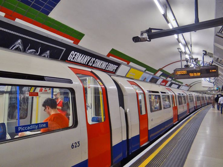 London Tube - England