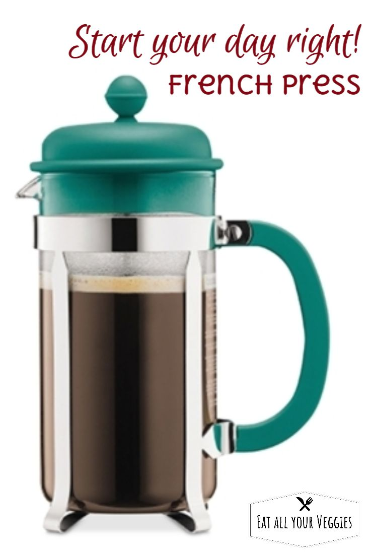 Start your day with French press coffee from Bodum, the maker who  perfected the art. The Caffettiera can make up to 8 cups of rich coffee,  brewed at the perfect temperature to extract optimal flavor from the  beans in as little as four minutes. #ad
