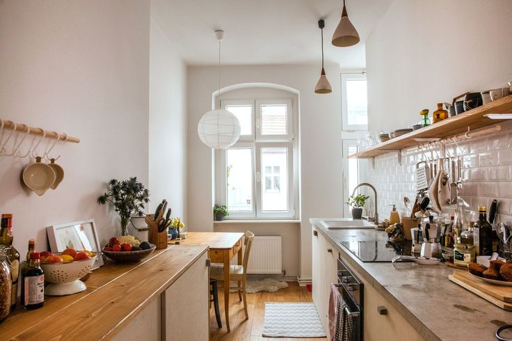 http://www.apartmenttherapy.com/house-tour-a-serene-creative-apartment-in-berlin-230567