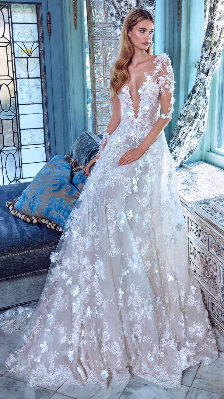 Enchanting Blair Waldorf Wedding Dress Elie Saab Composition - All ...