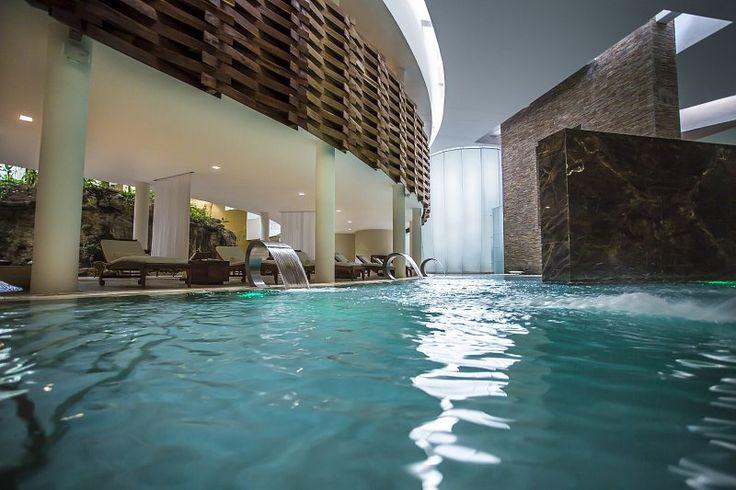 Hidroterapía Spa Grand Velas Riviera Maya.  #GVRivieraMaya #GrandVelas #VelasResorts