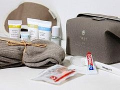 The best first class amenity kits - TheTopTier.net - The Best in Luxury and Affluence