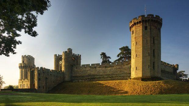 Castillo de Warwick