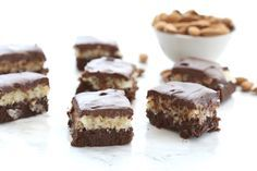 Almond Joy Brownies - Swerve Sweetener