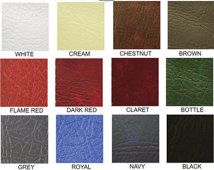 Vinyl Faux Leather Fabric Leatherette Fire Retardant reupholster Upholstery Resturant Chairs sofas Car Seats fabric Supplies - by the Yard