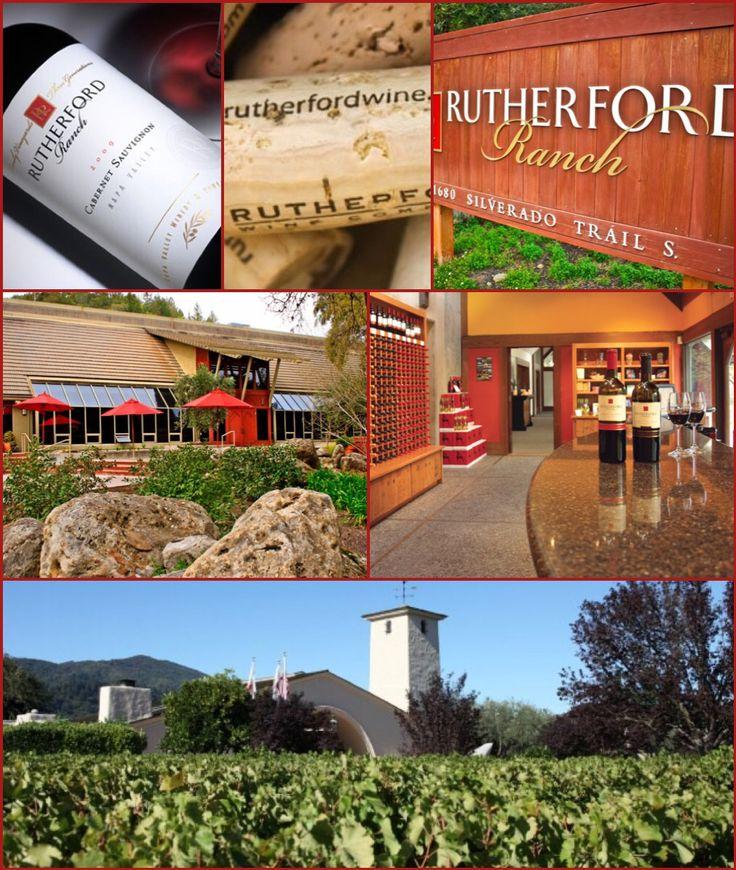 Rutherford Ranch Vineyard St Helena Napa California