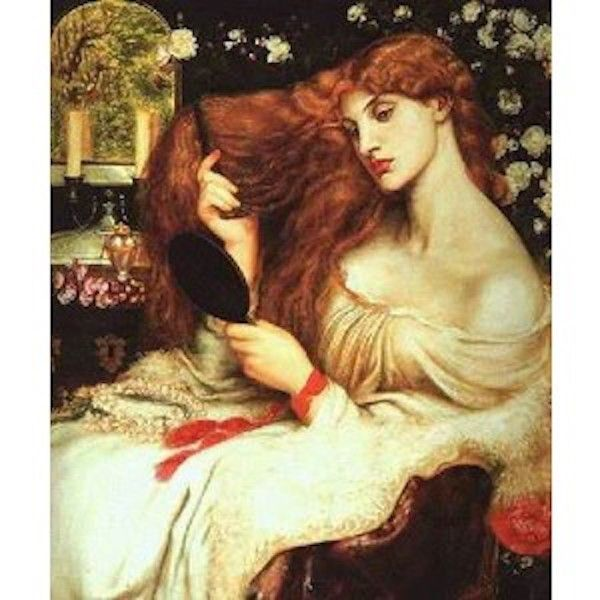 The 10 Fieriest Redheads Throughout History How To Be A Redhead Dante Gabriel Rossetti Pre Raphaelite Art Pre Raphaelite Paintings