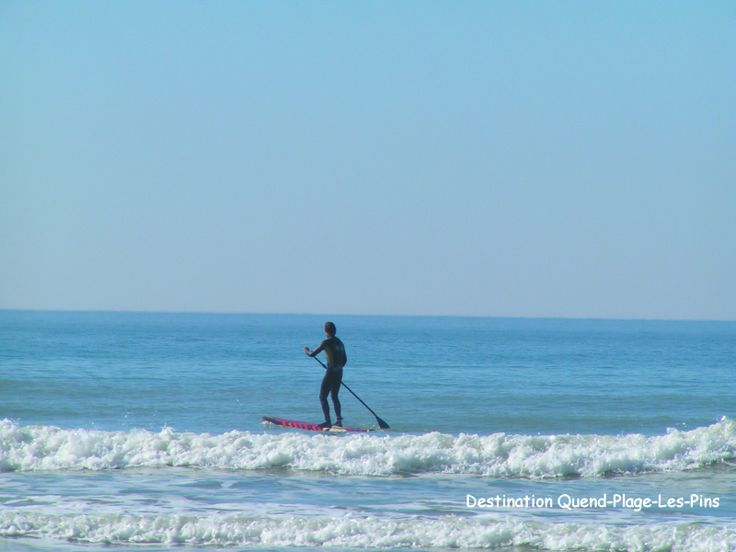 Stand Up Paddle #quendplage
