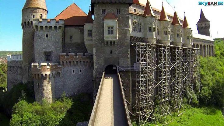 Castelul Huniazilor-Hunedoara Romania