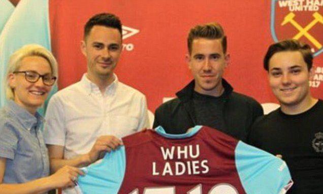 West Ham Ladies make Jack Sullivan managing director