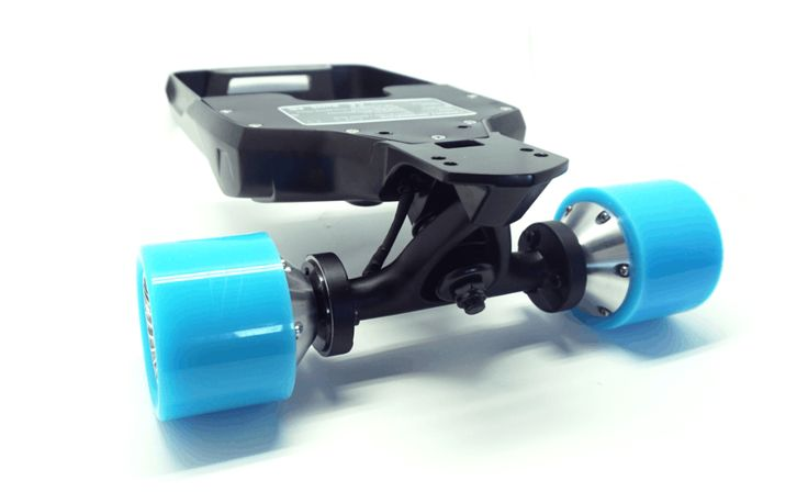 Flight Mode Electric Skateboard Booster