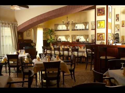 Amenajare restaurant Domnesti. Toata partea din lemn realizata de HD Sti...