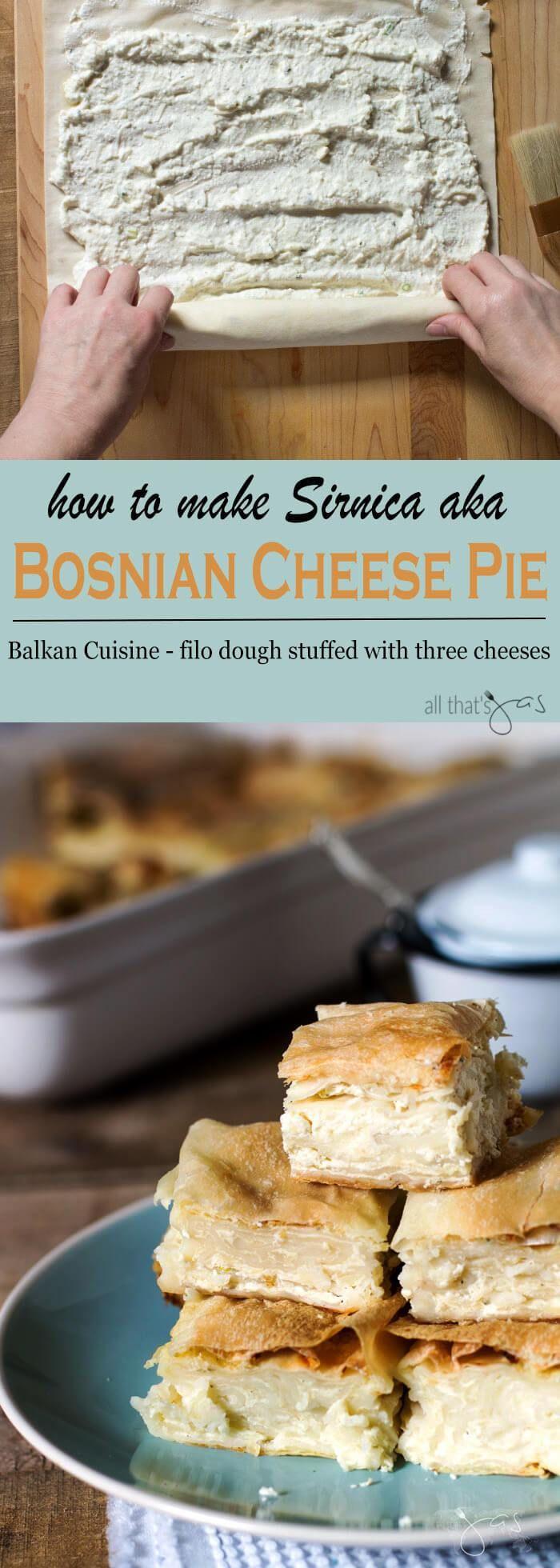 The 25 best bosnian pita recipe ideas on pinterest serbian food bosnian cheese pie pita sirnica yummy dinner recipeseasy forumfinder Choice Image