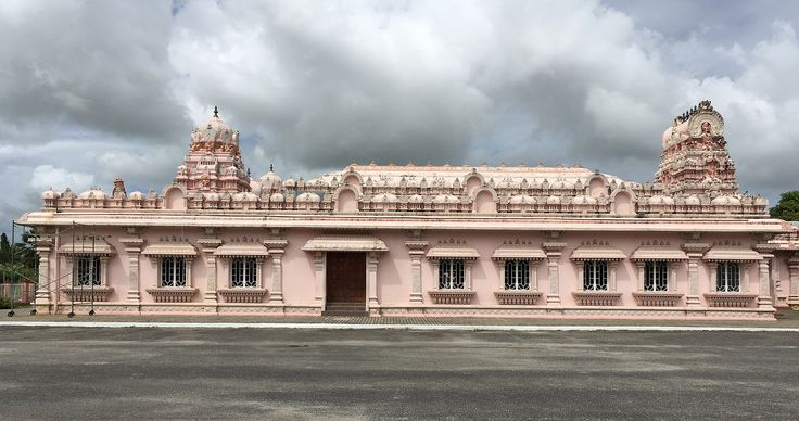 https://flic.kr/p/24nfotM | Trinidad | Trinidad. Dattatreya temple at Waterloo.