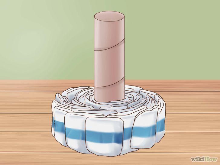 technique gâteau couches