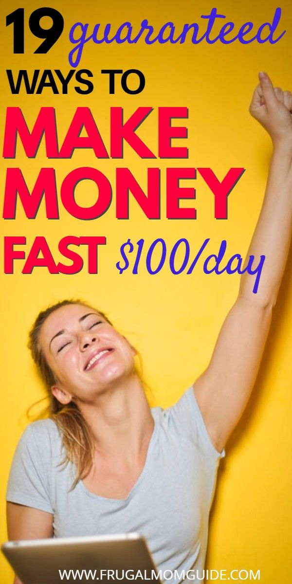 19 Easy Ways to Make Money Fast Today – Extra Income