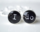 cuff links for him