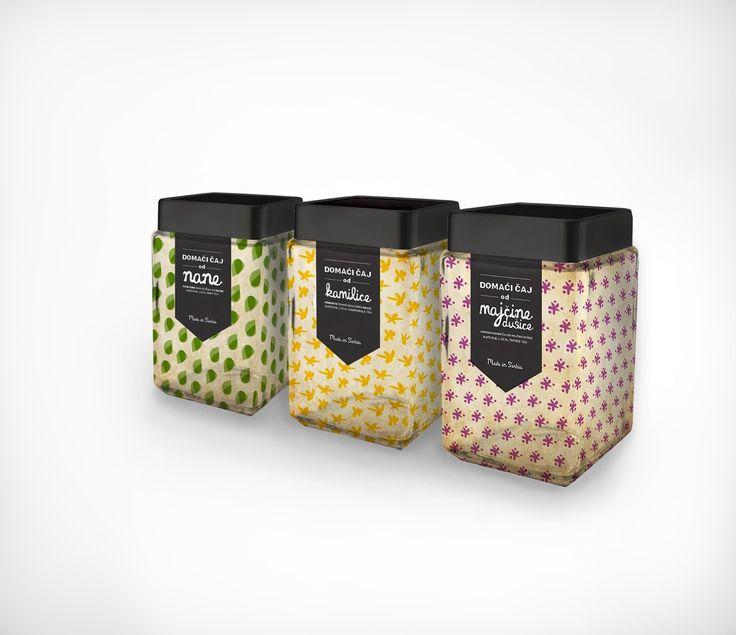 Incroyable sélection de 100 packaging de thé   http://blog.shanegraphique.com/100-images-de-packaging-de/