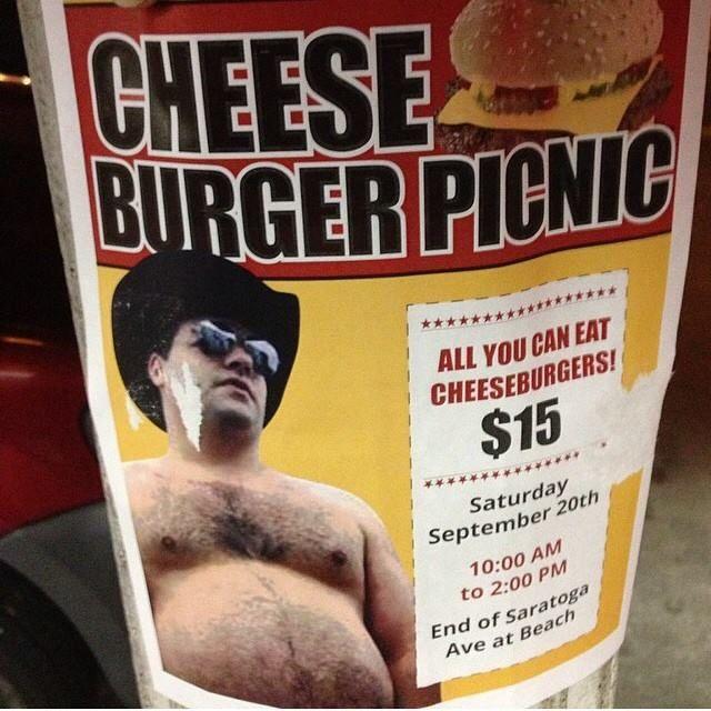 Tpb cheeseburger quotes