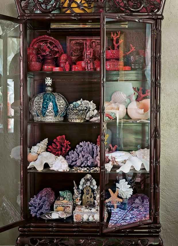 Sunday Inspiration - Chinoiserie & Collections - Chinoiserie Chic