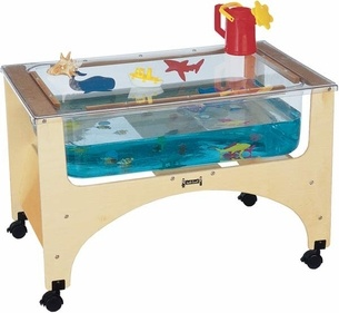 See-Thru Sand and Water Table - future diy project