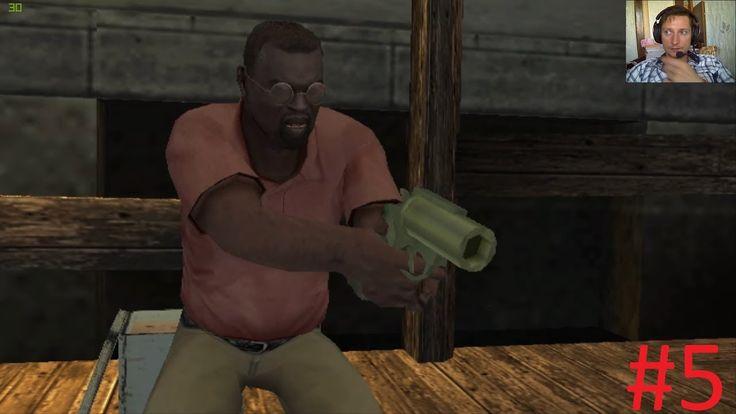 Manhunt 2 #5 CEI MAI BUNI PRIETENI [MD]