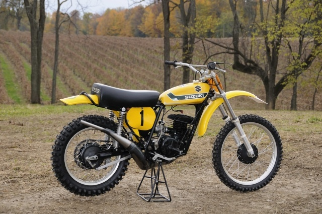 Roger Decoster Yamaha Dt