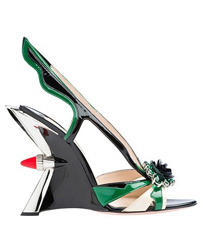 Prada Heels I Love: Fantasy Shoes, Green Shoes, Shoes Fetish, Prada Shoes, Cinderella Shoes, Shoes Affair, Muse Shoes, Boots Shoes, God Shoes