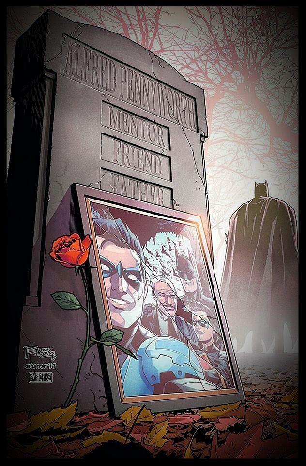 Alfred Pennyworth The Batman