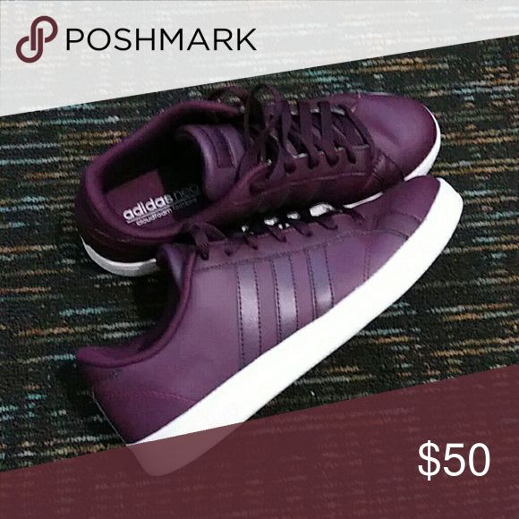 Adidas Neo Baseline A beautiful purple adidas sneaker adidas Shoes Sneakers