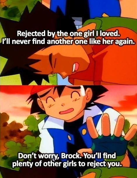 This Is A True Friend Pokémon, Ash and Smooth