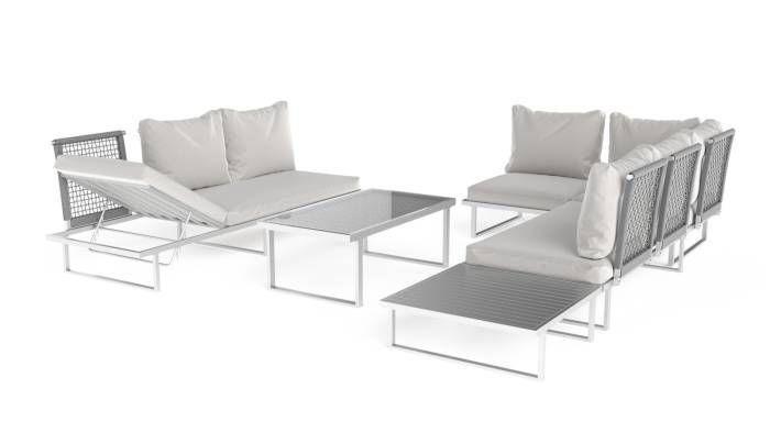 Aphaia In 2020 Sitzgruppe Gartenmobel Lounge Mobel