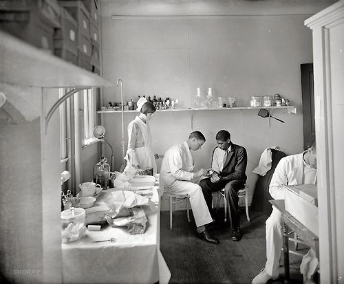 Emergency Room 1924.