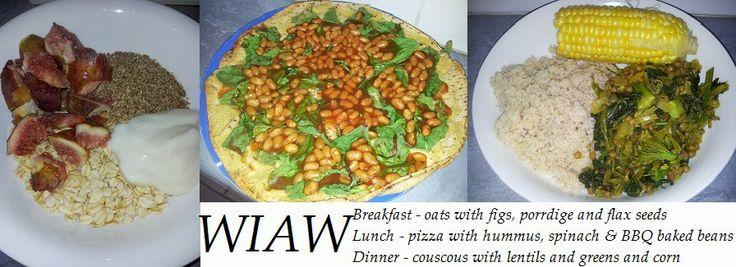 Vegans Eat Yummy Food Too!!!: WIAW - Dragonfruit & Chia Pudding