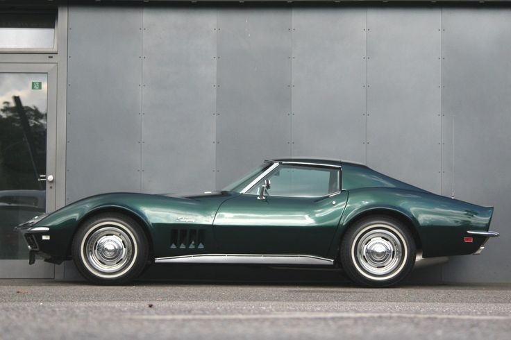 Corvette C 3 Sting Ray Targa