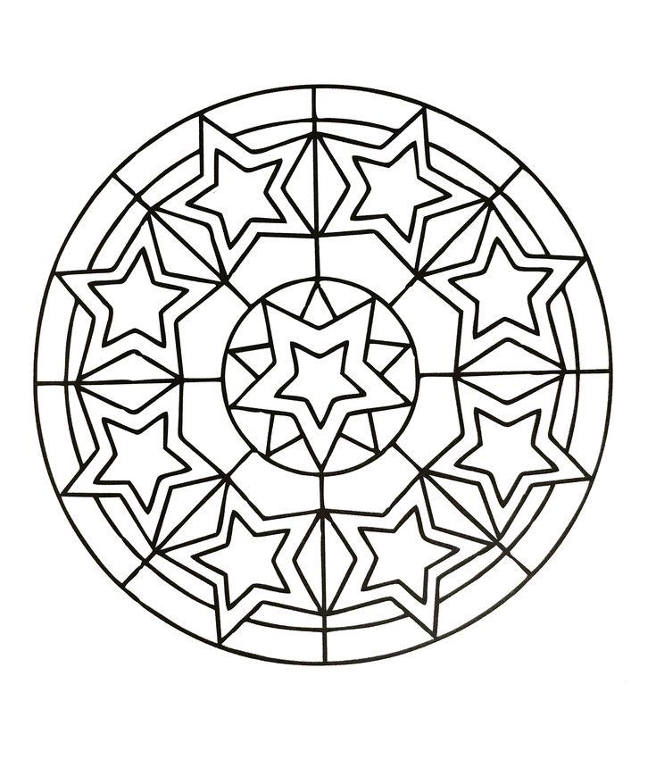 Pour imprimer ce coloriage gratuit «mandalas-a-imprimer-52», cliquez sur l'icône Imprimante situé juste à droite